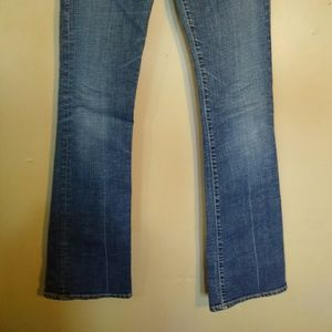 Ag Adriano Goldschmied Jeans - AG The Angel Bootcut Medium Wash Blue Jeans